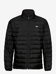LEVI´S Men - PRESIDIO PACKABLE JACKET MINER - padded jackets - blacks - 2