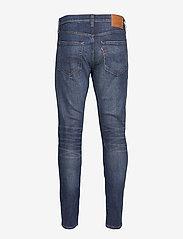 LEVI´S Men - 512 SLIM TAPER RED RED JUICE A - slim jeans - dark indigo - worn in - 1