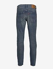 LEVI´S Men - 512 SLIM TAPER YELL AND SHOUT - slim jeans - dark indigo - worn in - 1