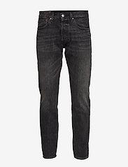 LEVI´S Men - 501 SLIM TAPER JUST GREY - regular jeans - greys - 0