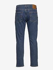 LEVI´S Men - 502 TAPER STONEWASH STRETCH T2 - regular jeans - med indigo - flat finish - 2