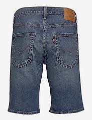 LEVI´S Men - 502 TAPER SHORTS 10 MT HOME SH - jeans shorts - dark indigo - flat finish - 1