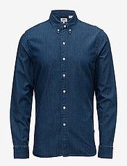 LEVI´S Men - LS PACIFIC NO PKT SHIRT FLAT C - chemises shirts - flat coated indi - 0