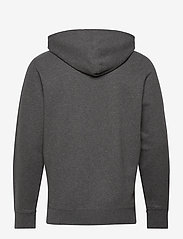 LEVI´S Men - NEW ORIGINAL ZIP UP CHARCOAL H - podstawowe bluzy - greys - 2