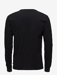 LEVI´S Men - LS STD GRAPHIC TEE HM LS BETTE - long-sleeved t-shirts - blacks - 1