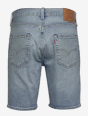 LEVI´S Men - 501 HEMMED SHORT ISLAND STREAM - denim shorts - light indigo - worn in - 1