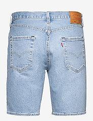 LEVI´S Men - 501 HEMMED SHORT MOUNTAIN GOAT - jeansowe szorty - light indigo - worn in - 1
