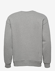 LEVI´S Men - RELAXED T2 GRAPHIC CREW 1873 C - tops - greys - 2