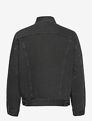 LEVI´S Men - AT WORK TRUCKER SEAN TRUCKER - denim jackets - blacks - 1