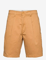 LEVI´S Men - XX STAY LOOSE PLT SHORT MEDAL - spodenki chinos - neutrals - 0