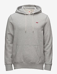 LEVI´S Men - ORIGINAL HM PULLOVER HOO MEDIU - hoodies - greys - 0