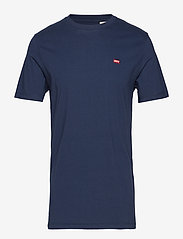 LEVI´S Men - SS ORIGINAL HM TEE COTTON + PA - short-sleeved t-shirts - blues - 0