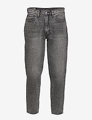 LEVI´S Men - 562 LOOSE TAPER ADJUSTABLE BLA - regular jeans - blacks - 0