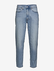 LEVI´S Men - 562 LOOSE TAPER MUD TREK - slim jeans - med indigo - worn in - 0