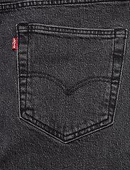 LEVI´S Men - 501 93 STRAIGHT RAISIN STONE - regular jeans - med indigo - worn in - 8