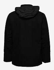 LEVI´S Men - SHERPA FIELD COAT BLACK 05157 - wool coats - blacks - 5