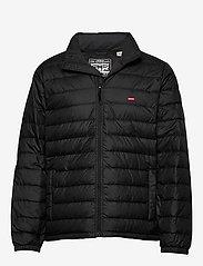 LEVI´S Men - DOWN DEHON PKBL PUFFER MINERAL - padded jackets - blacks - 1