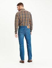 LEVI´S Men - 501 LEVISORIGINAL KEY WEST SKY - regular jeans - dark indigo - flat finish - 3