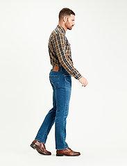 LEVI´S Men - 501 LEVISORIGINAL KEY WEST SKY - regular jeans - dark indigo - flat finish - 5