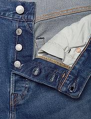 LEVI´S Men - 501 LEVISORIGINAL KEY WEST SKY - regular jeans - dark indigo - flat finish - 7