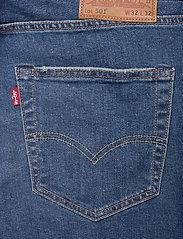 LEVI´S Men - 501 LEVISORIGINAL KEY WEST SKY - regular jeans - dark indigo - flat finish - 8
