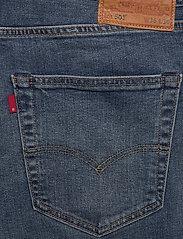 LEVI´S Men - 501 LEVISORIGINAL CANDY PAINT - regular jeans - med indigo - worn in - 4
