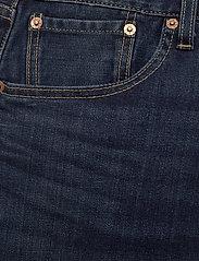 LEVI´S Men - 501 LEVISORIGINAL BLOCK CRUSHE - regular jeans - dark indigo - worn in - 2