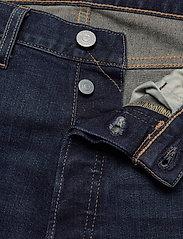 LEVI´S Men - 501 LEVISORIGINAL BLOCK CRUSHE - regular jeans - dark indigo - worn in - 3
