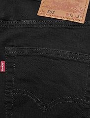 LEVI´S Men - 501 LEVISORIGINAL STAND ALONE - regular jeans - blacks - 5
