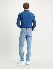 LEVI´S Men - 501 LEVISORIGINAL BASIL SAND - regular jeans - med indigo - flat finish - 3
