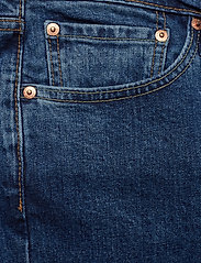LEVI´S Men - 514 STRAIGHT STONEWASH STRETCH - regular jeans - med indigo - flat finish - 4