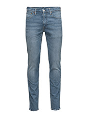 511 SLIM FIT THUNDERBIRD - MED INDIGO - WORN IN