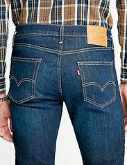 LEVI´S Men - 511 SLIM BIOLOGIA ADV - slim jeans - dark indigo - worn in - 4