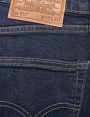 LEVI´S Men - 511 SLIM BIOLOGIA ADV - slim jeans - dark indigo - worn in - 8