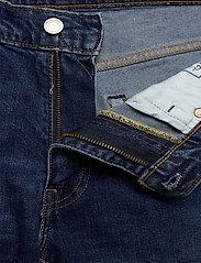 LEVI´S Men - 511 SLIM PONCHO AND RIGHTY ADV - slim jeans - dark indigo - worn in - 5