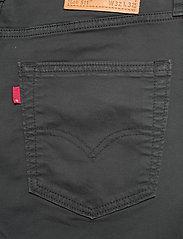 LEVI´S Men - 511 SLIM CAVIAR SUEDED SATEEN - slim jeans - blacks - 4