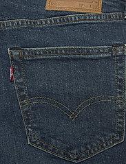 LEVI´S Men - 511 SLIM BAND WAGON ADV - slim jeans - dark indigo - worn in - 3
