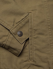 LEVI´S Men - TYPE 3 SHERPA TRUCKER COUGAR C - jeansjackor - neutrals - 3