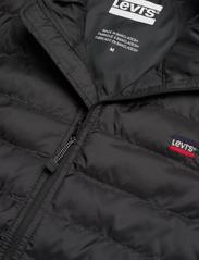 LEVI´S Men - PRESIDIO PACKABLE JACKET MINER - padded jackets - blacks - 5
