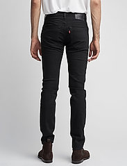 LEVI´S Men - 512 SLIM TAPER NIGHTSHINE - slim jeans - blacks - 4