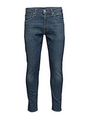 512 SLIM TAPER FIT GLASTONBURY - DARK INDIGO - WORN IN