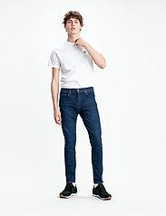 LEVI´S Men - 512 SLIM TAPER SAGE NIGHTSHINE - slim jeans - dark indigo - flat finish - 0