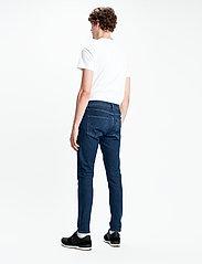 LEVI´S Men - 512 SLIM TAPER SAGE NIGHTSHINE - slim jeans - dark indigo - flat finish - 3