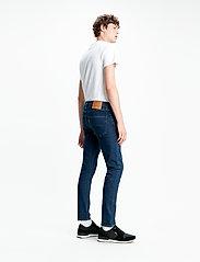 LEVI´S Men - 512 SLIM TAPER SAGE NIGHTSHINE - slim jeans - dark indigo - flat finish - 5