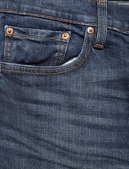 LEVI´S Men - 512 SLIM TAPER RED RED JUICE A - slim jeans - dark indigo - worn in - 2