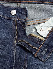 LEVI´S Men - 512 SLIM TAPER RED RED JUICE A - slim jeans - dark indigo - worn in - 3