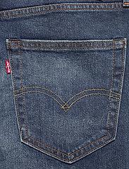 LEVI´S Men - 512 SLIM TAPER RED RED JUICE A - slim jeans - dark indigo - worn in - 4