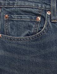 LEVI´S Men - 512 SLIM TAPER YELL AND SHOUT - slim jeans - dark indigo - worn in - 2