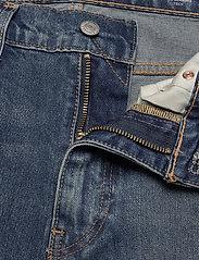 LEVI´S Men - 512 SLIM TAPER YELL AND SHOUT - slim jeans - dark indigo - worn in - 3