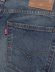 LEVI´S Men - 512 SLIM TAPER YELL AND SHOUT - slim jeans - dark indigo - worn in - 4